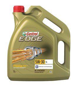 Castrol 15669E EDGE Motoröl Titanium FST 5W-30 LL 5L