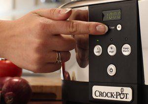 Der Testsieger – Crock-Pot Schongarer mit digitalem Countdown-Timer