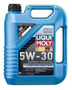 Liqui Moly 1137 Longtime High Tech Motoröl 5W-30 5 L