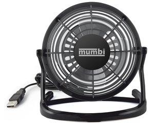 Mumbi USB Ventilator Mini für den Schreibtisch