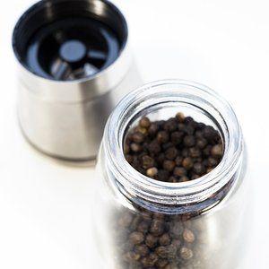 Bestes Preis-Leistungsverhältnis - Zen Design Salz- und Pfeffermühle 2er Set