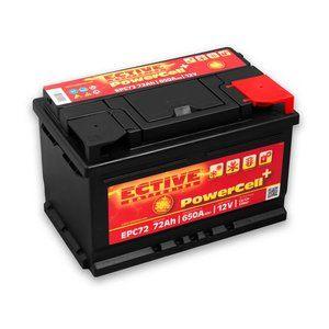 Ective EPC-Serie 12 V Autobatterie