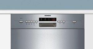 Siemens iQ500 SN45L501EU speedMatic Unterbaugeschirrspüler A+