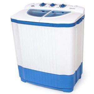 TecTake 400777 B 4,5 kg Mini Waschmaschine