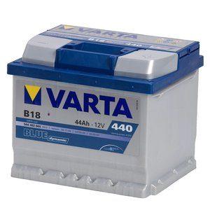 Varta 58344 Autobatterie Blue Dynamic
